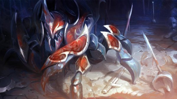 Nyx Assassin was just one of the meta picks which received nerfs in this surprise patch