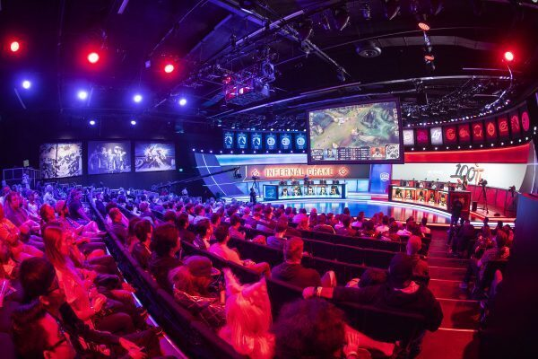 The import rules in the LCS have been a heavy topic of discussion between team owners and fans. (Photo courtesy Riot Games - Colin Young-Wolff)