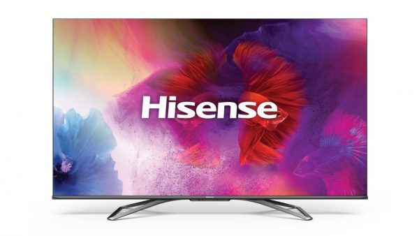 Hisense 55H9G best gaming tv for console