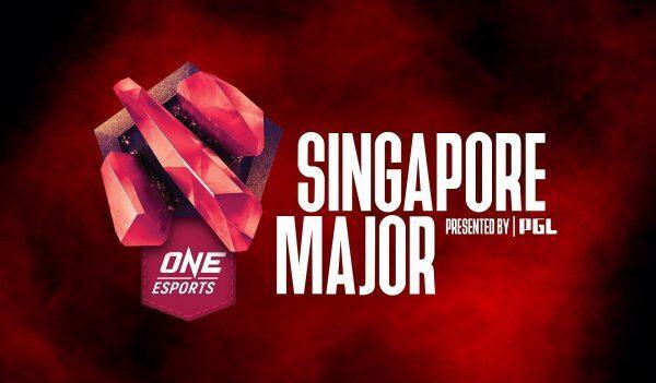 Singapore Major Logo