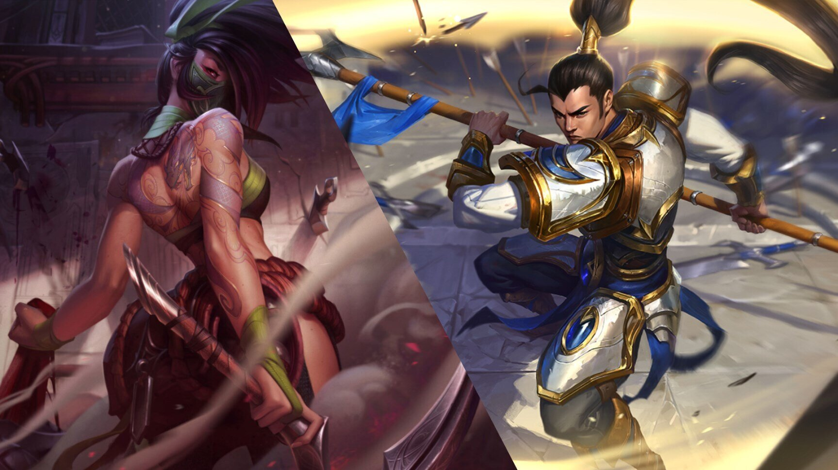 League of Legends Patch 11.6