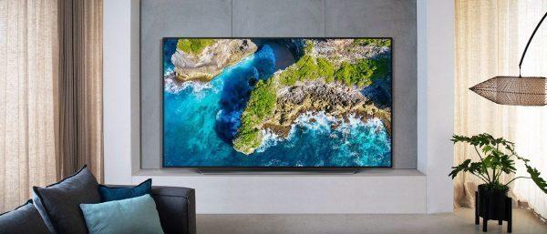 LG CX OLED TV best gaming tv