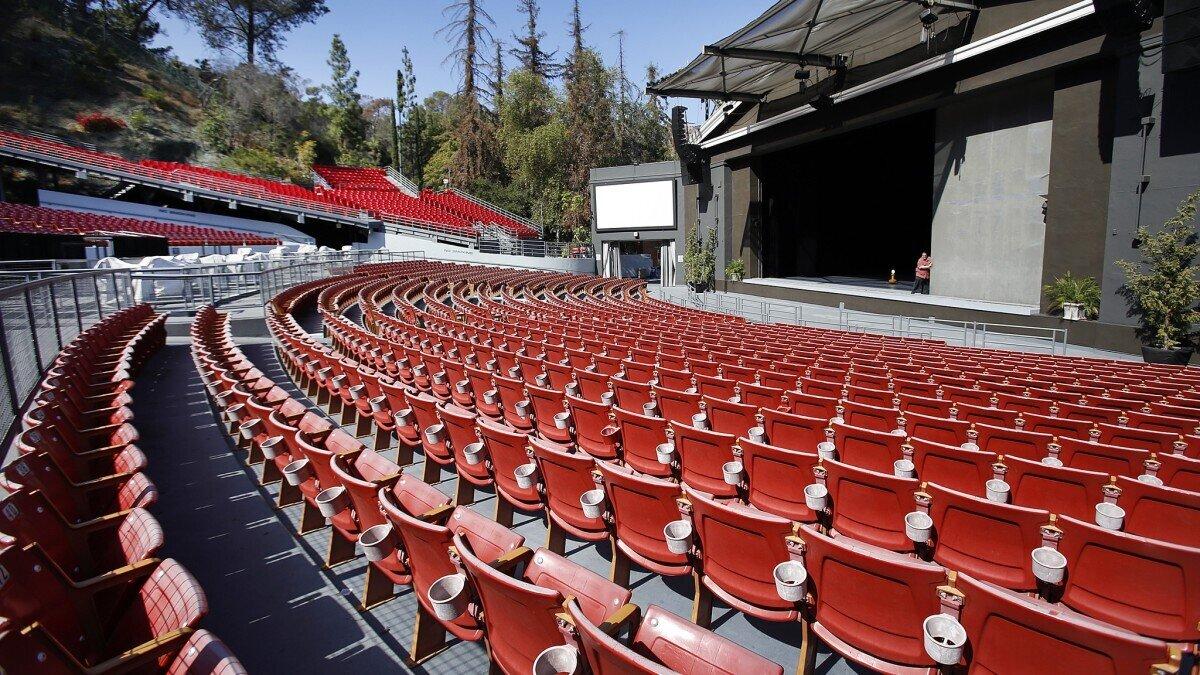 The Mid-Season Showdown heads to LA, and will take place in the iconic Greek Theatre (Image via Al Seib / Los Angeles Times)
