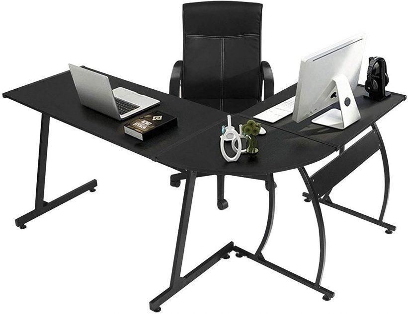 GreenForest Corner Computer Gaming Desk