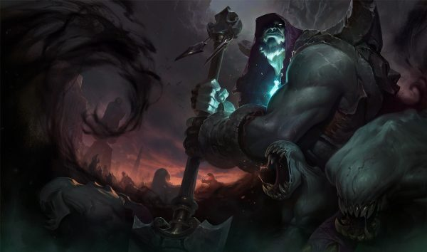 League of Legends Patch 11.7