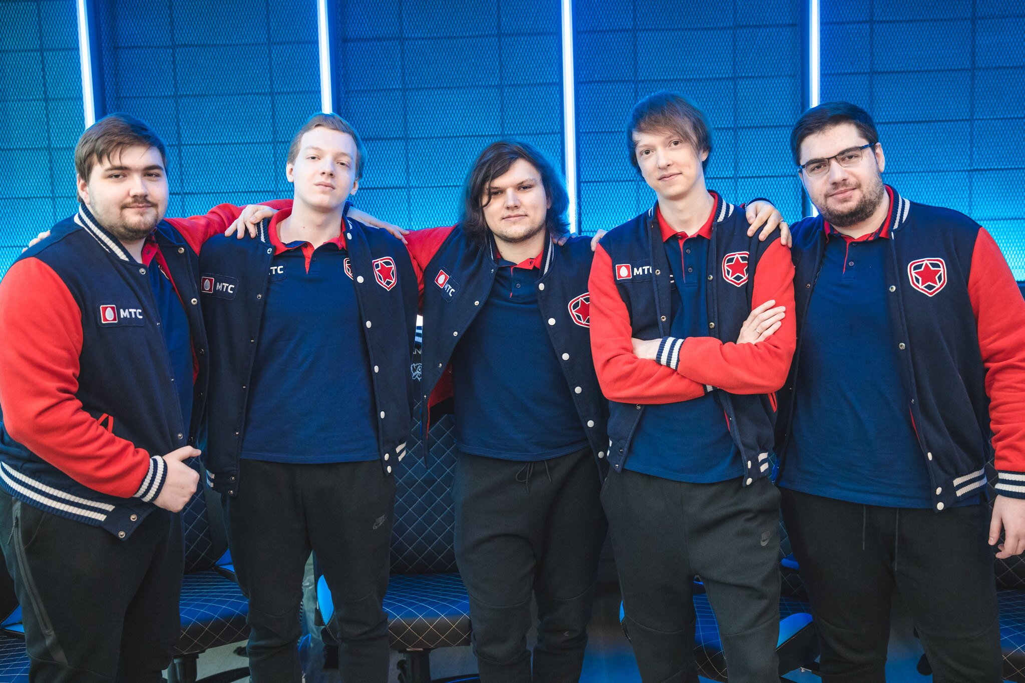 Gambit at Worlds in 2018