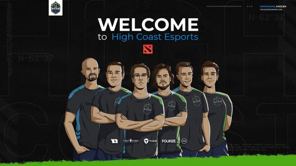 HCE Welcome Splash