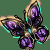 Pierced Butterfly Hades Keepsakes