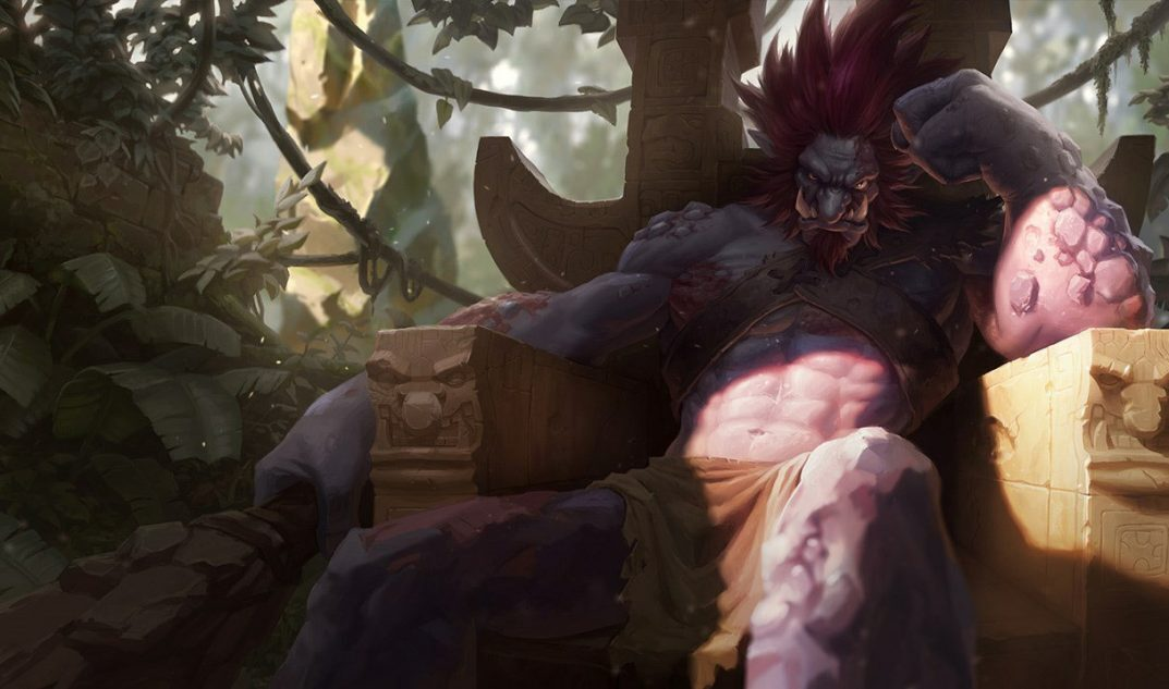 trundle league of legends traditional
