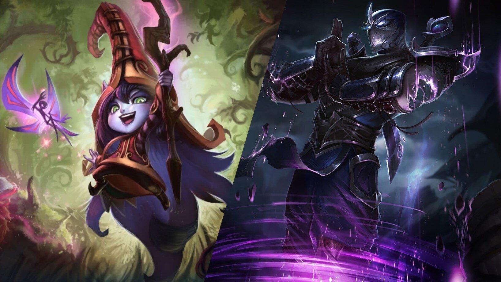 League of Legends Patch 11.9