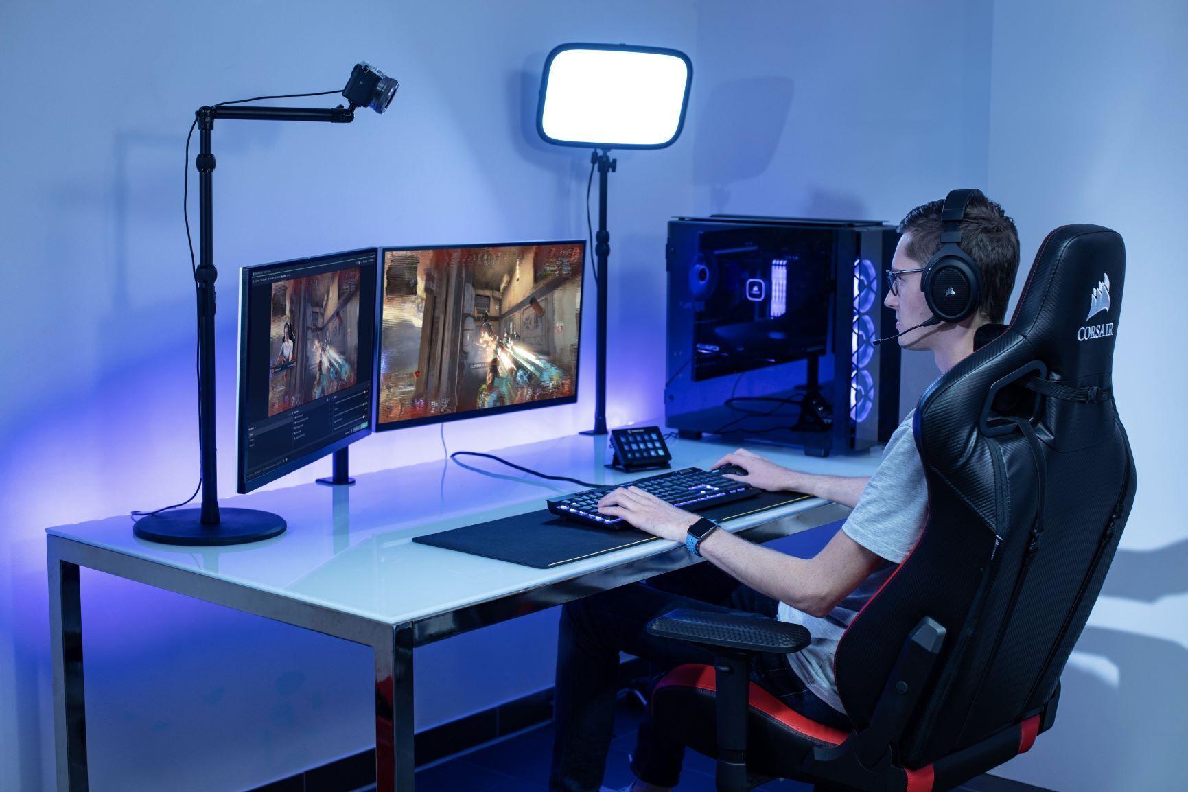Best Lighting for Streaming