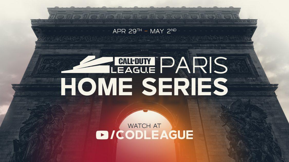 Paris Legion Home Series