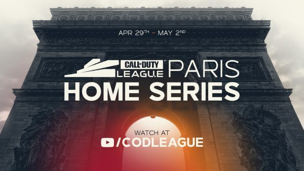 Paris Legion Home Series