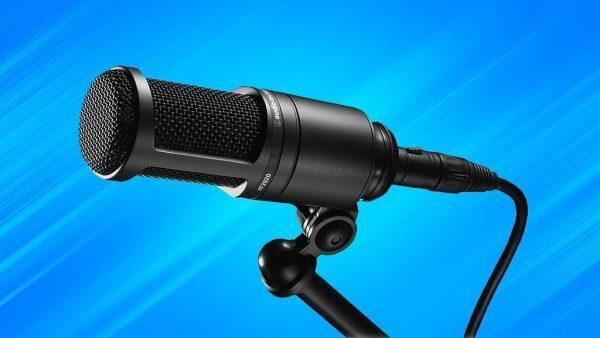 Audio-Technica AT2020 Feature