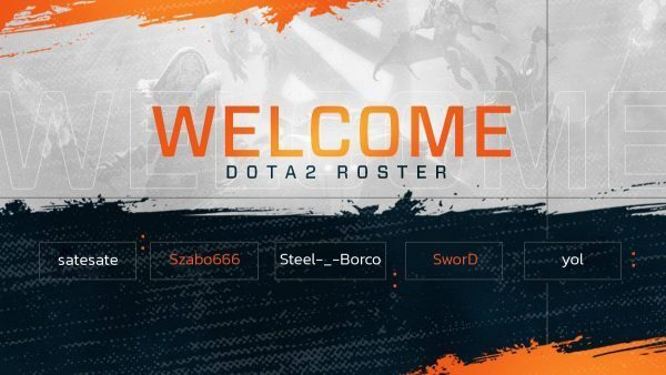 Wind and Rain dota 2 roster