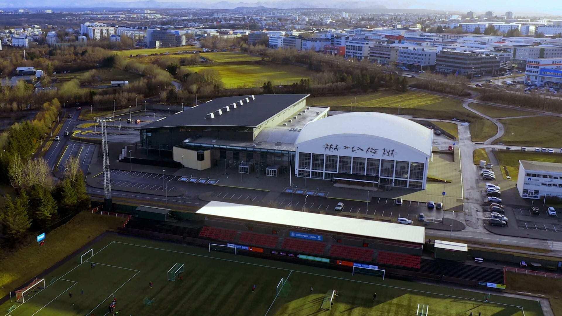VCT Masters Reykjavik stadium