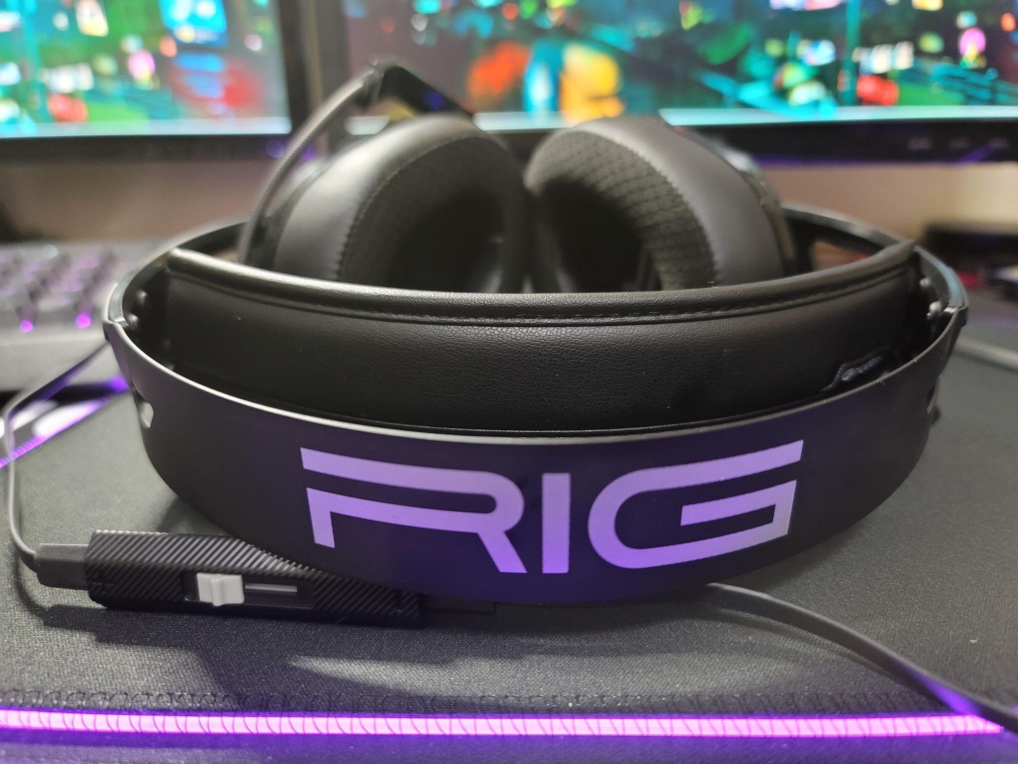 RIG 500 PRO HX Headset