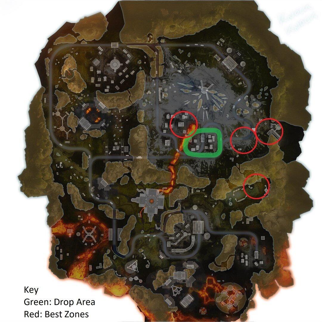 ALGS TSM Map