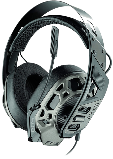 rig 500 headset no background