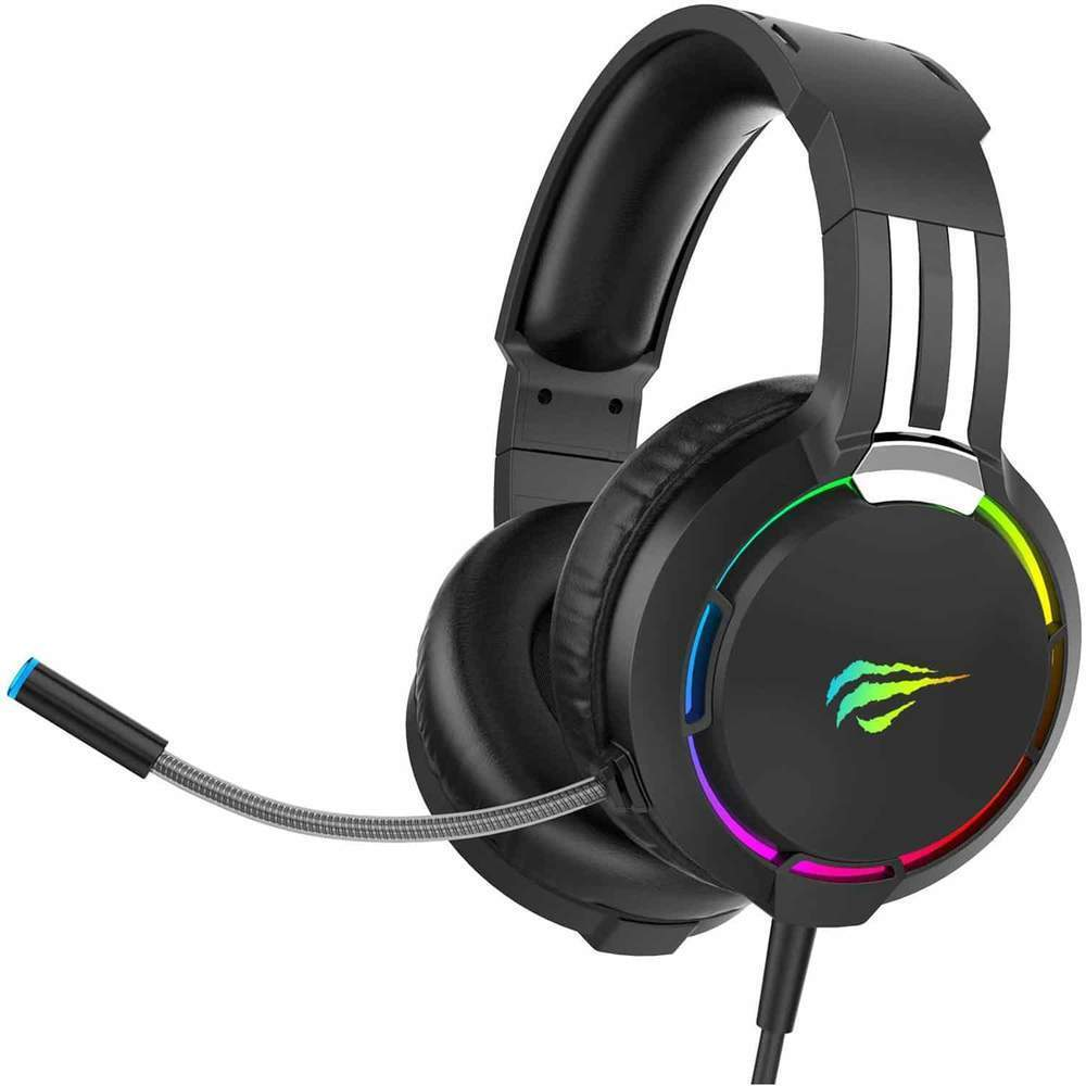 HAVIT H2010D RGB Wired Gaming Headset
