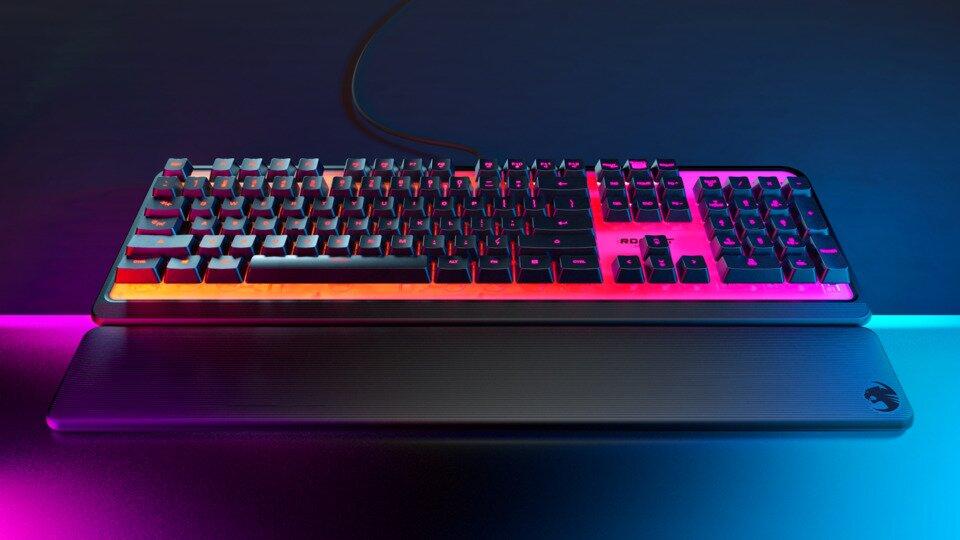 ROCCAT Magma Membrane RGB Keyboard