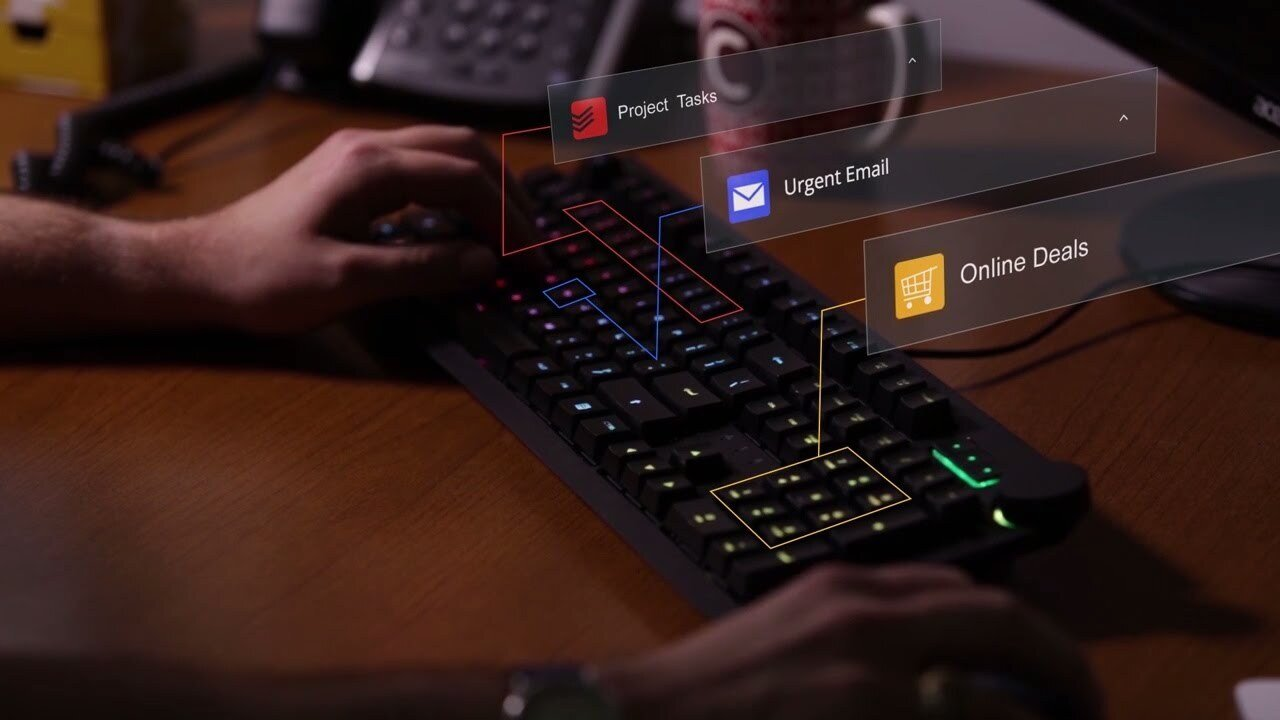 Das Keyboard X50Q Smart Keyboard