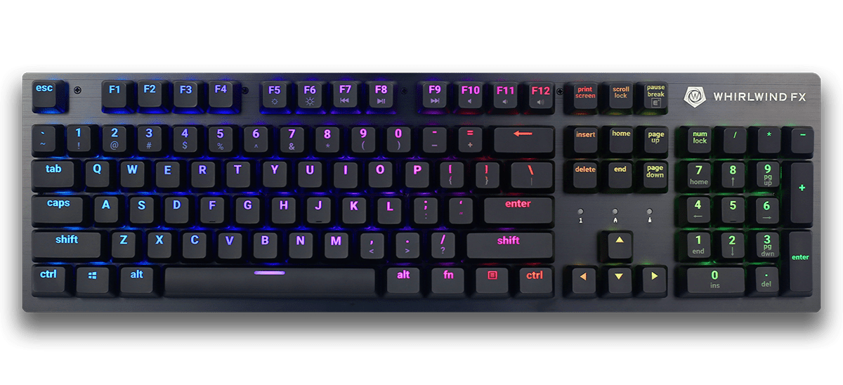 Whirlwind Element V2 Keyboard